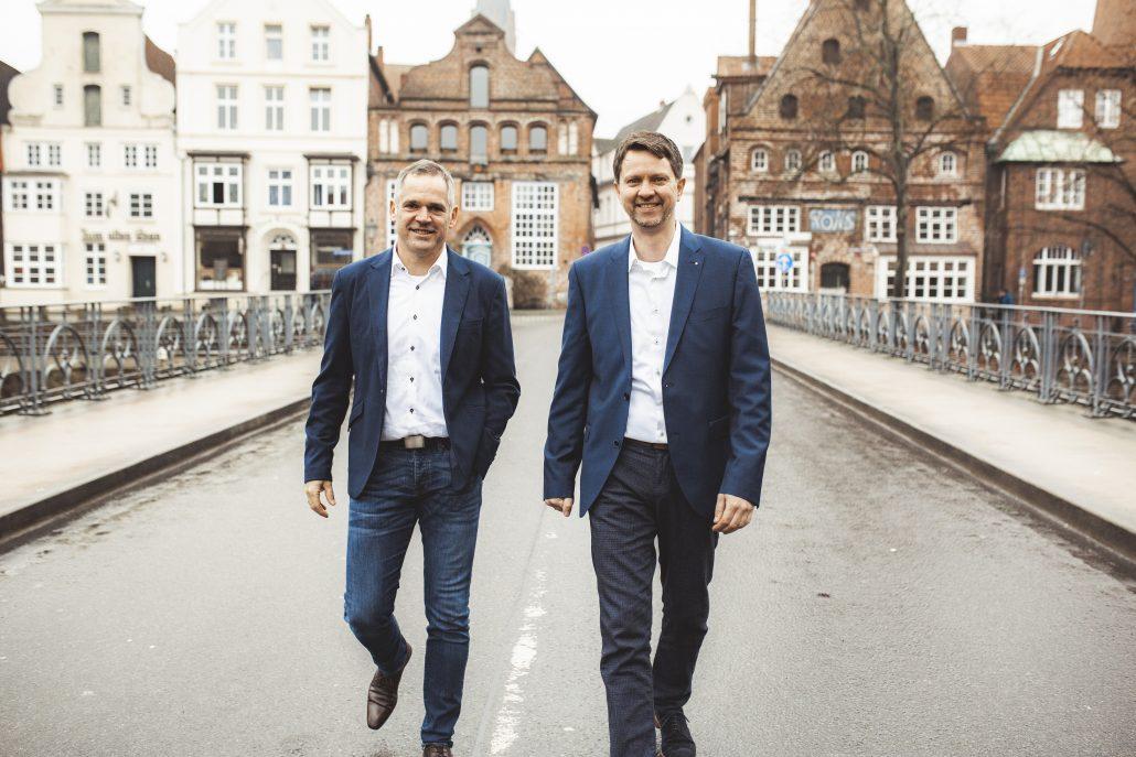 Geschäftsführer und Gründer Reha-OT Melchior & Fittkau