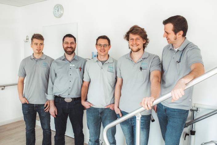 Reha-OT Team Sanitäshaus