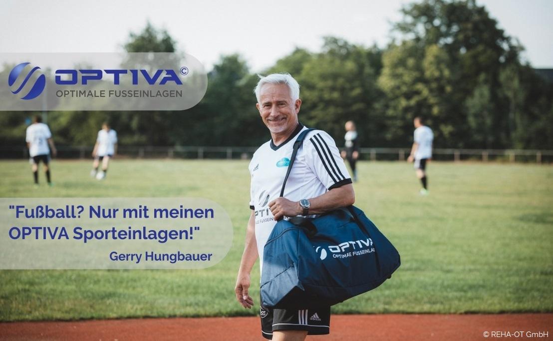 Gerry Hungbauer von Rote Rosen - Sporteinlagen