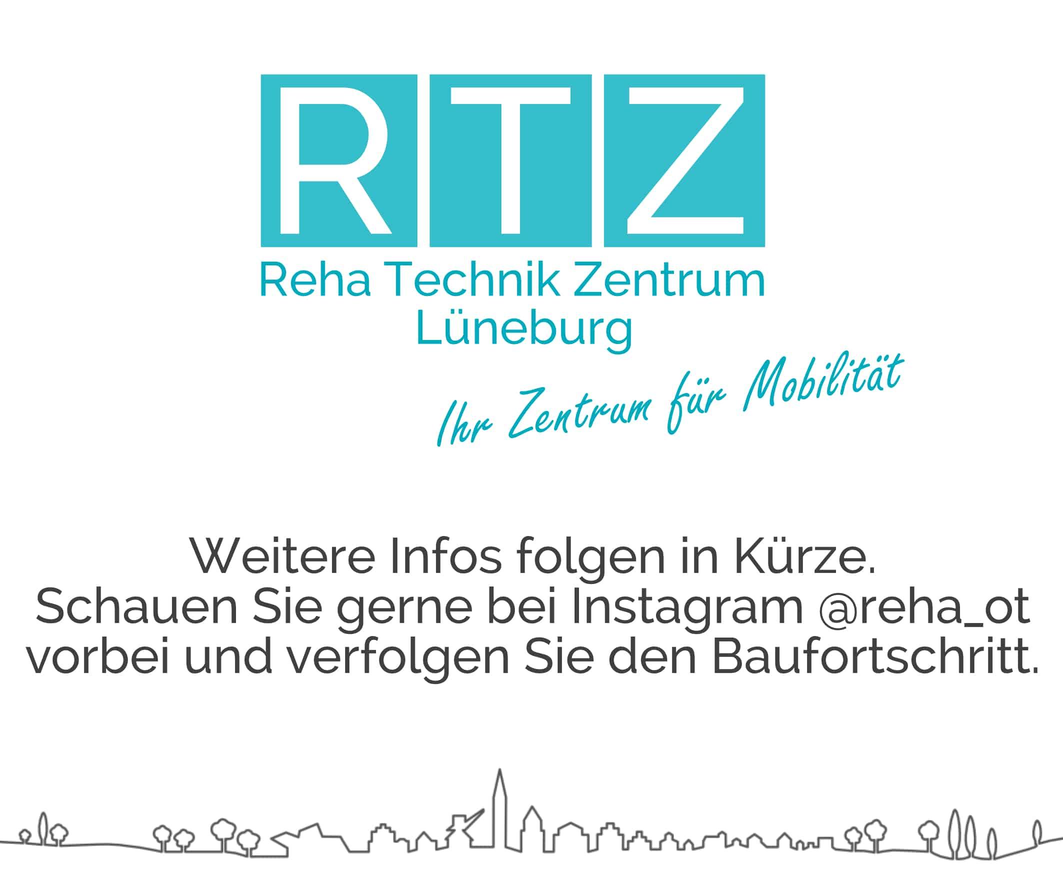 RTZ Reha Technik Zentrum Lüneburg Logo